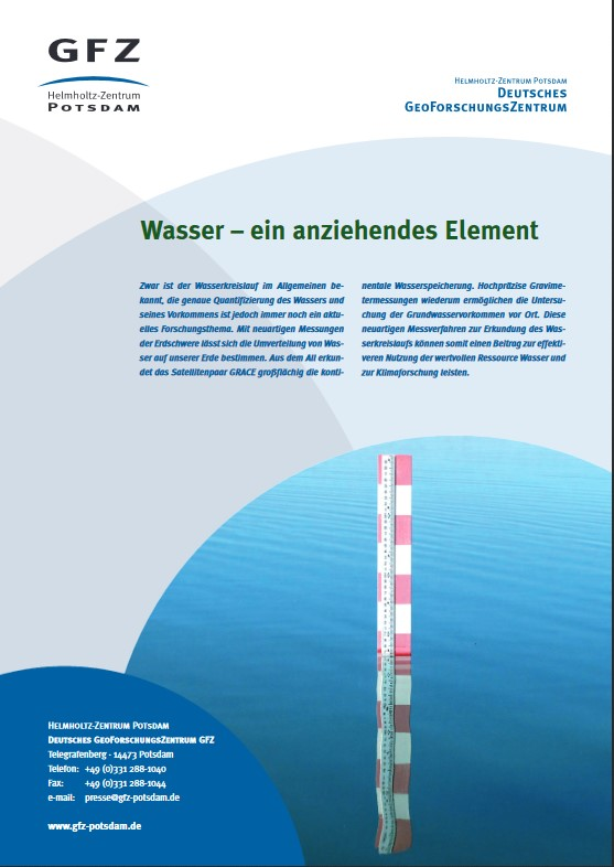 thumbnail Wasser - einanziehendes Element (German only)