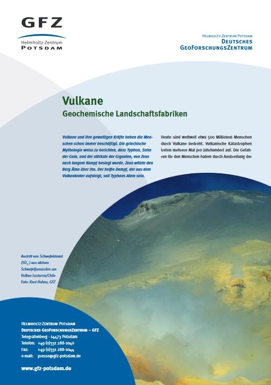 thumbnail Vulkane - Geochemische Landschaften
